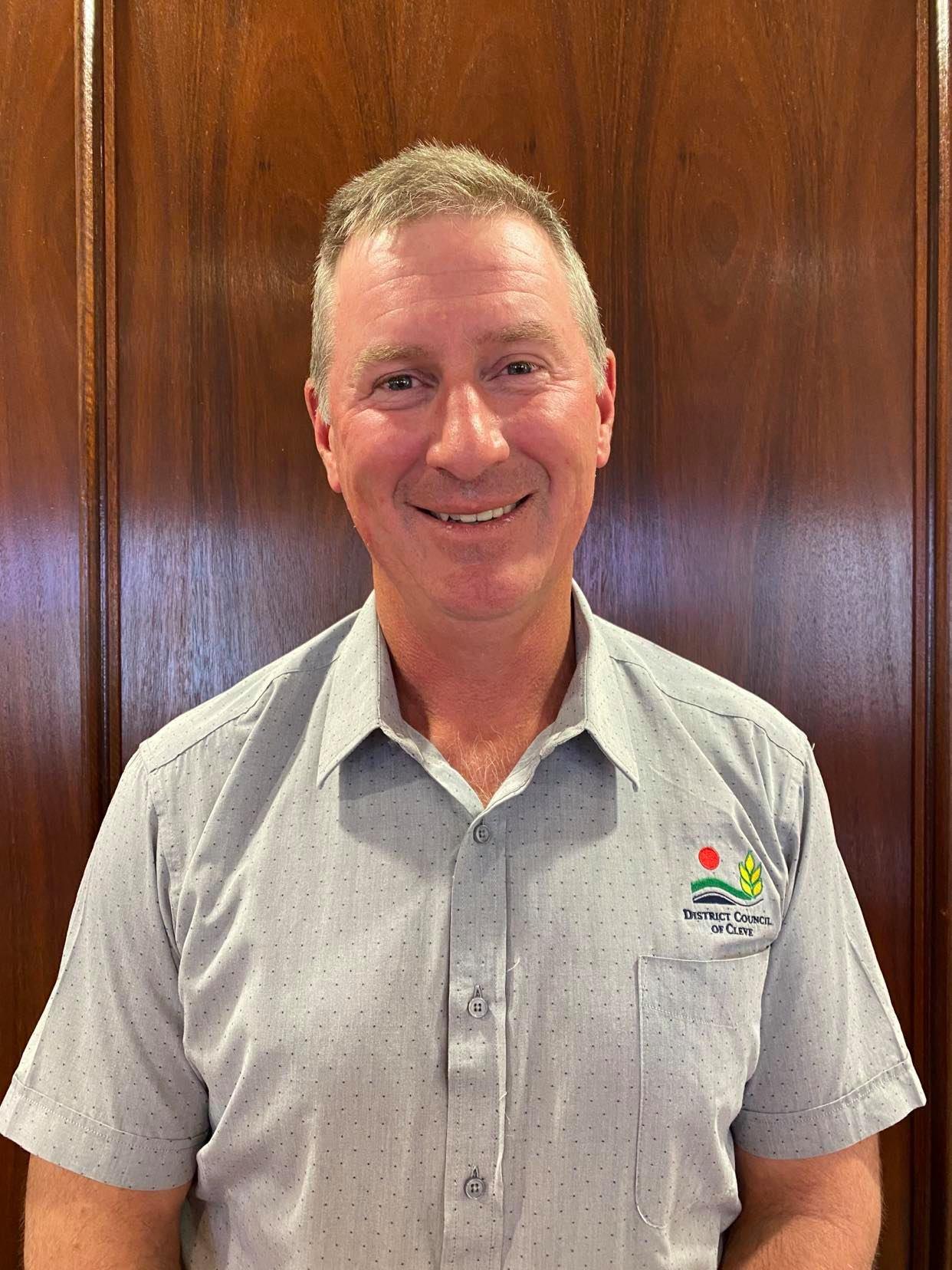 Councillor Greg Cook