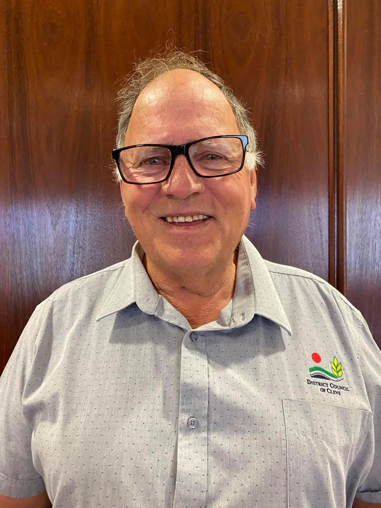 Councillor Colin Rayson