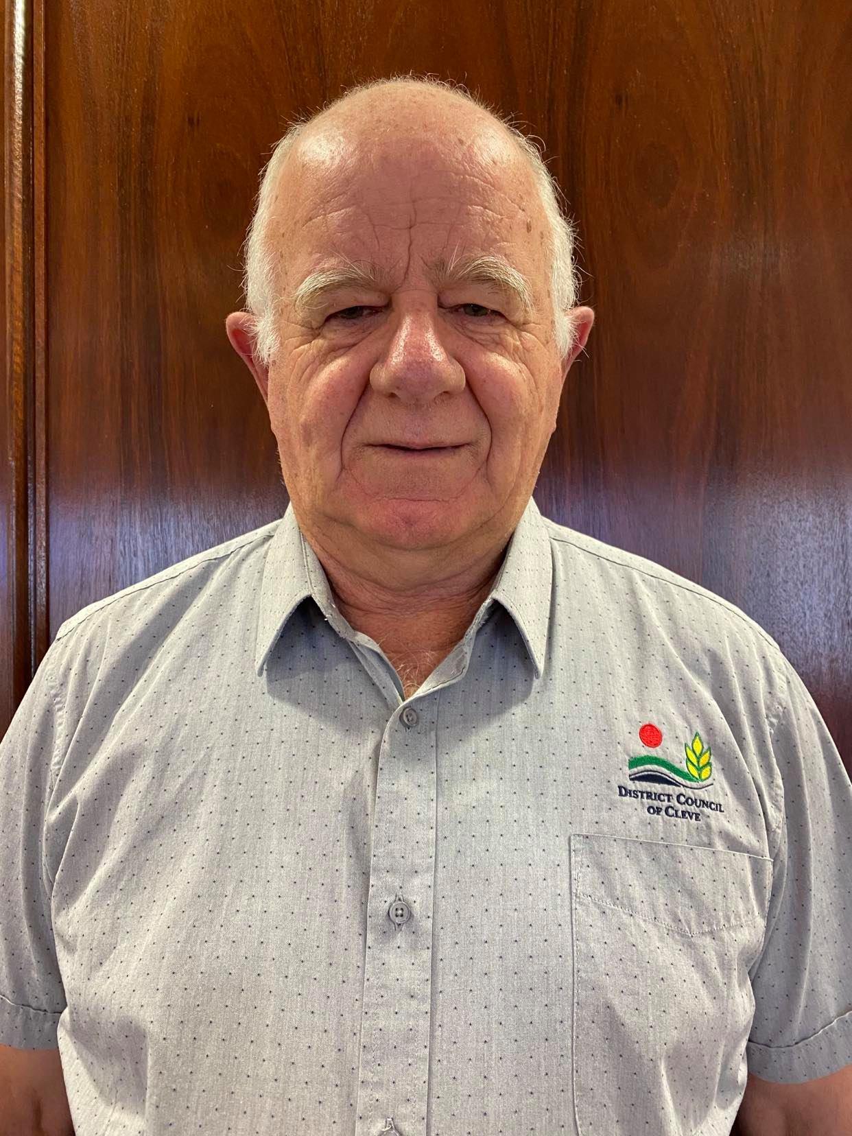 Councillor Bryan Trigg