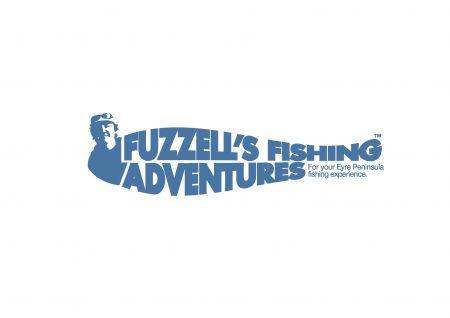 Fuzzels fishing logo